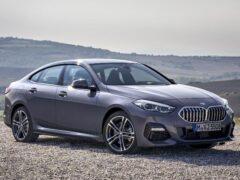Стала известна стоимость BMW 2 Series Gran Coupe
