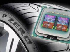 Шины Pirelli Cyber Tire будут общаться с водителем с помощью 5G