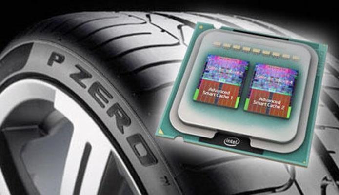 шины pirelli Cyber Tire