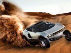 Prodrive построит внедорожник для «Дакара-2021»