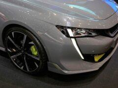 Peugeot готовит серийный «заряженный» 508 Sport Engineered