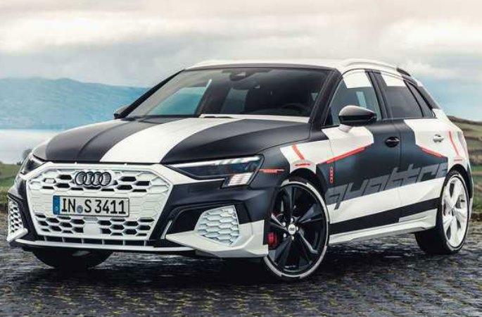 Audi S3 Sportback, новый