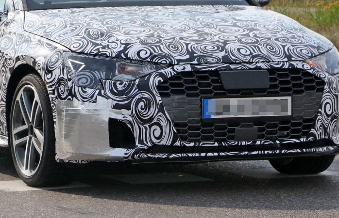 Audi A3 четвертого поколения