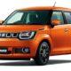 Suzuki продемонстрировала рестайлинговую модель Ignis