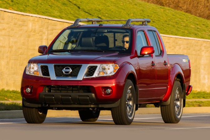 Nissan Frontier, пикап