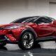 Toyota обновила кроссовер C-HR, расширив систему TSS