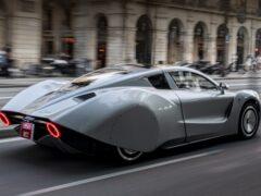 «Заряженный» Hispano Suiza Carmen Boulogne показали на фото