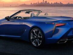 Lexus назвал 18 моделей для показа на автосалоне в Чикаго