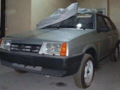 ВАЗ-21099 почти без пробега продают за миллион рублей