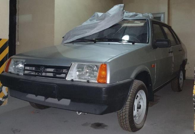 ВАЗ-21099 2001 года