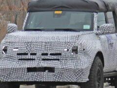 Объявлена возможная дата премьеры Ford Bronco и Bronco Sport
