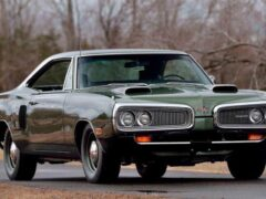 На продажу выставят очень редкий Dodge в кузове хард-топ