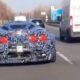 Maserati тестирует суперкар Maserati MC20 в Италии