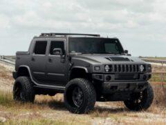 Новый GMC Hummer может стать первым электрическим пикапом на рынке