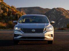 Volkswagen открыл в России предзаказ на обновленный Passat