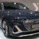 Audi назвала цены на электрокросовер E-tron Sportback