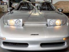 Автомобиль с раздельными кабинами продадут на аукционе