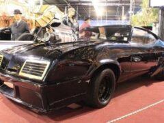 На продажу выставили Ford Falcon 1974 года из «Безумного Макса»