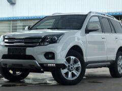 Haval H5 в России по цене составит конкуренцию УАЗ «Патриот»