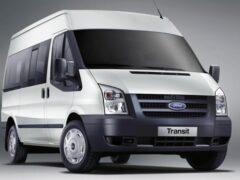 Ford Sollers повысил уровень локализации Transit в России