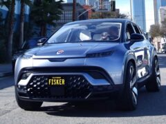 Fisker Ocean Electric SUV 2022 дебютирует на автосалоне в Женеве