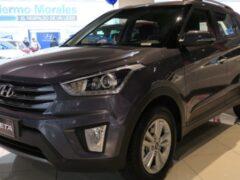 Hyundai Creta второй генерации обзавелся дизельным мотором