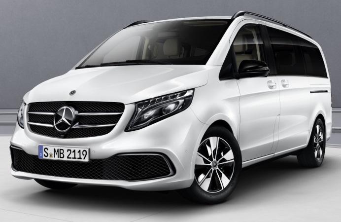 Mercedes-Benz V-Class Night