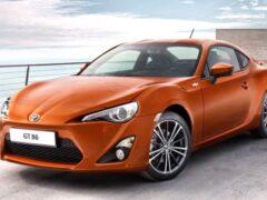 Toyota подтвердила выпуск новых GT86 и BRZ