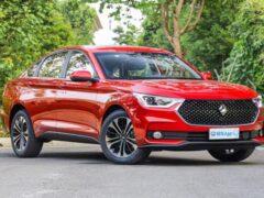 MG привезет большой кросс-лифтбек на Auto Expo 2020