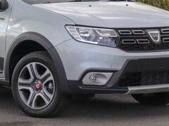 Dacia показала миниатюрный электрокар Spring