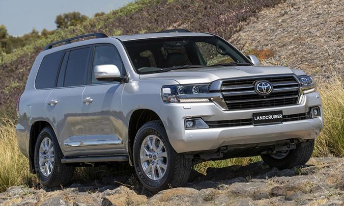 Toyota Land Cruiser 200 Sahara Horizon