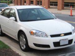 С конвейера сошел последний седан Chevrolet Impala