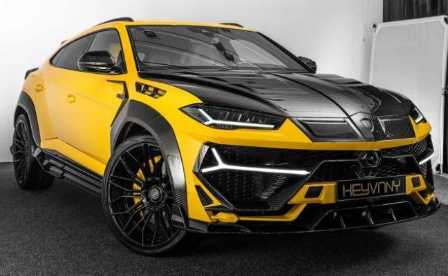 Lamborghini Urus Keyrus, тюнинг