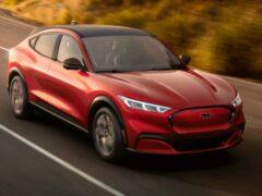 Электрокар Ford Mustang Mach-E первым появится в Европе
