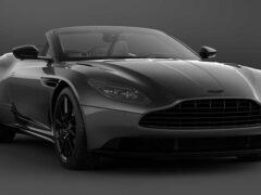 Aston Martin представил лимитированную версию DB11