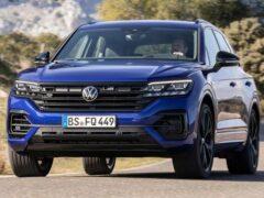 Volkswagen готовится выпустить Arteon R в кузове Shooting Brake