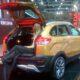АвтоВАЗ выпустил Lada XRAY Cross Instinct с полностью чёрным салоном