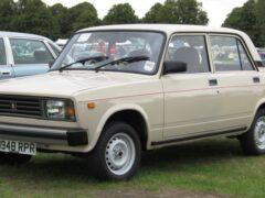 Британцы назвали Lada Riva самым редким автомобилем