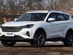 Chery Jetour X70 Coupe вышел на рынок