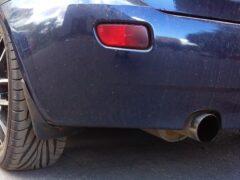 Автомобильные шины загрязняют атмосферу сильнее, чем выхлопные газы