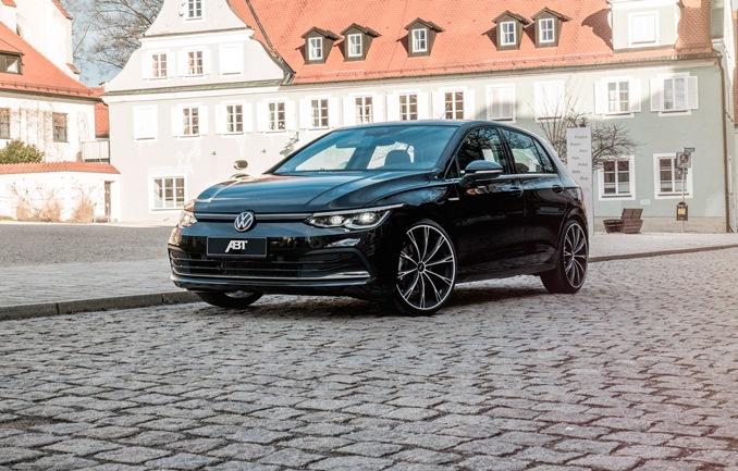 VW Golf восьмого поколения, тюнинг