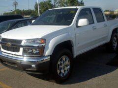 На Chevrolet Colorado установили двигатель V8