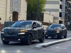 Nissan X-Trail получит 1,5-литровый мотор и новую технологию