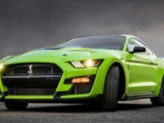 Ford Mustang пятый раз подряд стал самым популярным спорткаром в мире