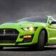 Самый мощный Ford Mustang появился в Европе