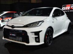 Стартовали продажи «заряженного» хэтчбека Toyota GR Yaris