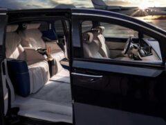 Buick запустил четырехместный роскошный минивэн в Китае