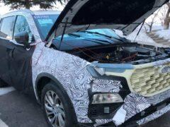 Ford разрабатывает новый семиместный внедорожник