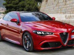Alfa Romeo выпустит «заряженную» версию Giulia