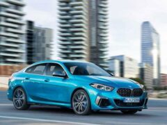 В России стартовали продажи BMW 2-Series Gran Coupe